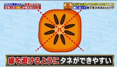 ハナタカ優越館1026柿の種.jpg