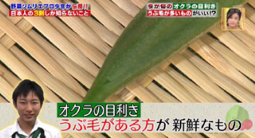 ハナタカ優越館824オクラ目利き.jpg