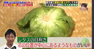 ハナタカ優越館824野菜ソムリエレタス目利き3.jpg